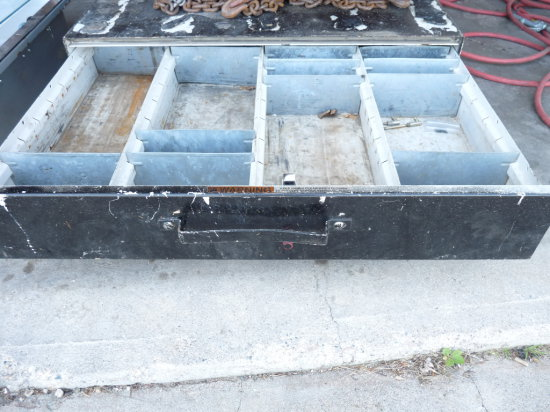 Pickup Box Sliding Toolbox