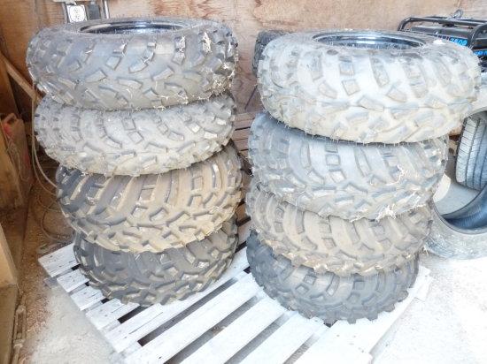 4 ATV Tires & Rims
