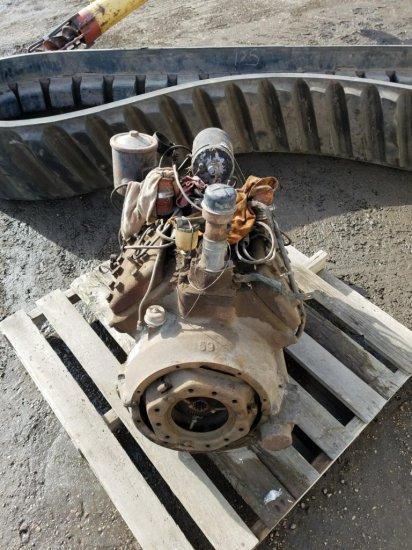 Ford Flat Head V-8 Engine