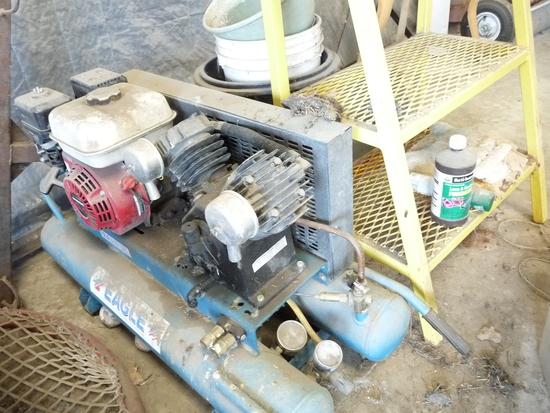 Eagle Gas Powered Air Compressor
