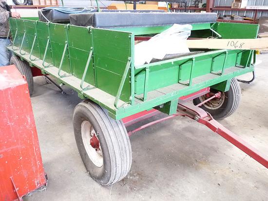 4 Wheel Custom Built Parade Wagon