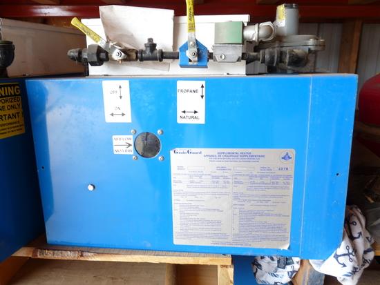 Edwards Grain Guard LP Gas Bin Heater