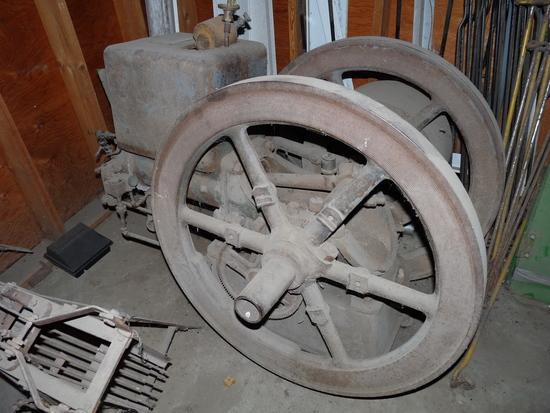 Fairbanks 6 HP Stationary Engine