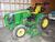2016 John Deere 3046 MFWD Utility Tractor Image 1