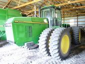 Pre-Harvest Equipment Auction