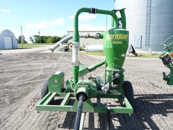 Handlair 1500 Grain Vac