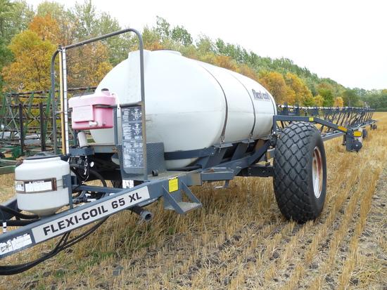 Flexicoil 65XL 132' Field Sprayer