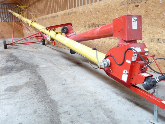 Westfield 10x71' Mechanical Swing Out Auger