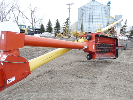"Westfield MK 10"" x 71' Mechanical Swing Out Auger"
