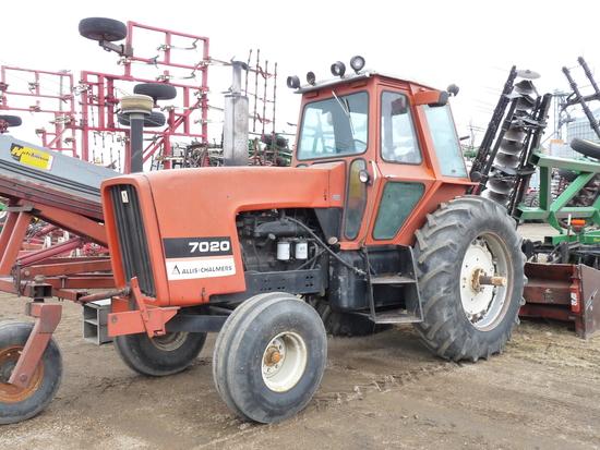 Allis Chalmers 7020 Diesel Tractor