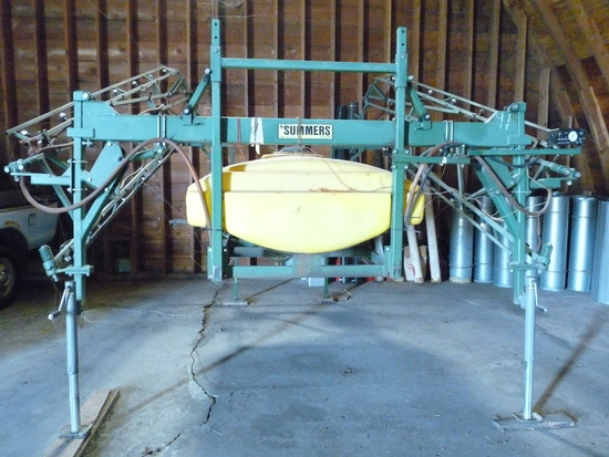 Summers 60' Field Sprayer