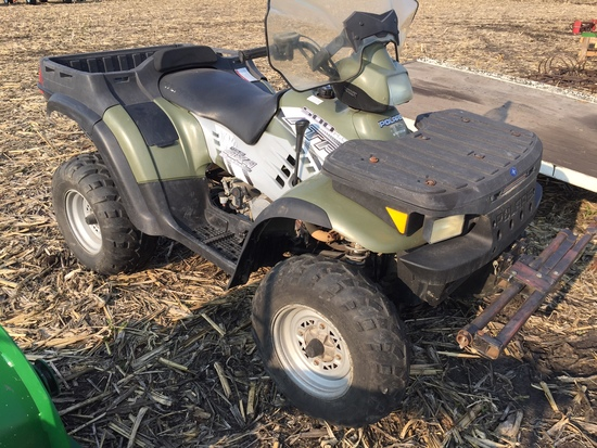 '04 Polaris 500 4X4 4Wheeler