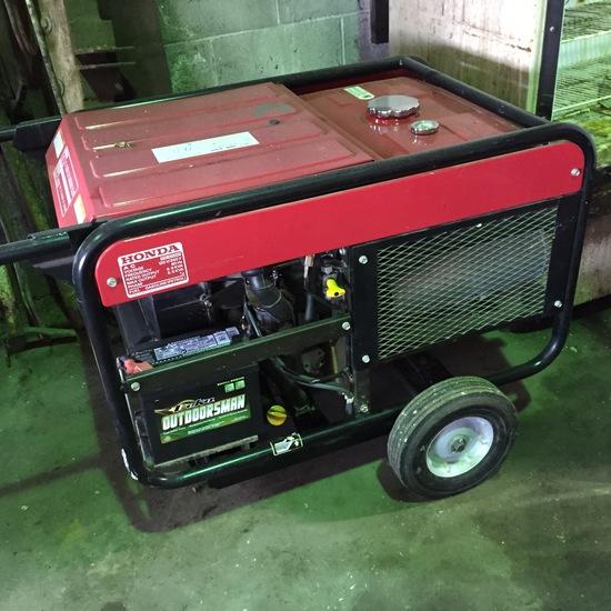 Honda ES 6500 Generator