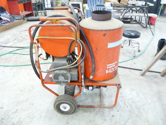 Alkota Power Washer