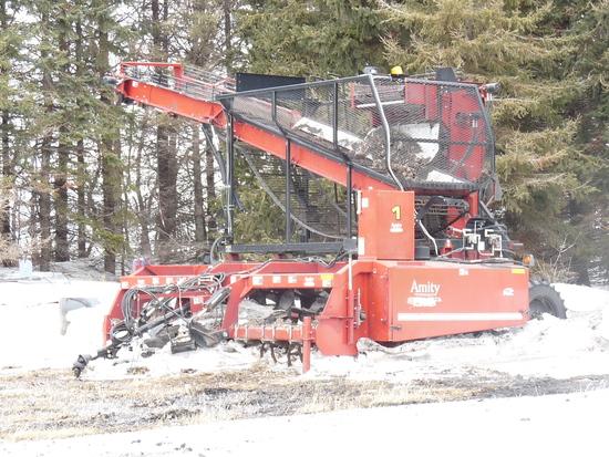 Amity-Wick 8RR22 8-Row Beet Harvester