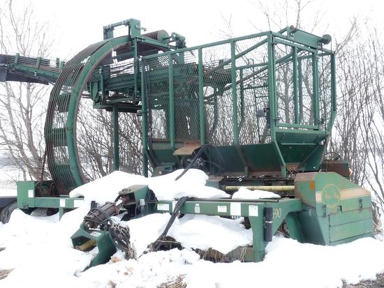 Artsway 690 6-Row Beet Harvester