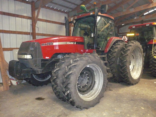 17th Annual Spring Equipment Auction