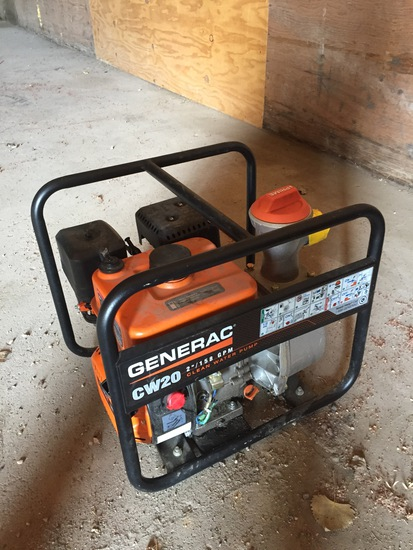 "Generac CW20 2"" Water Pump"