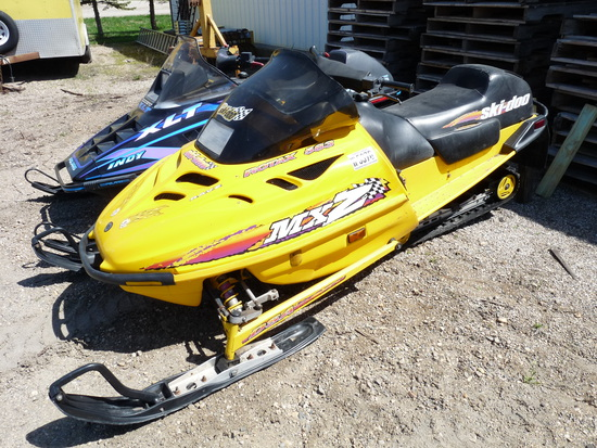 '98 Ski Doo 583 Snowmobile
