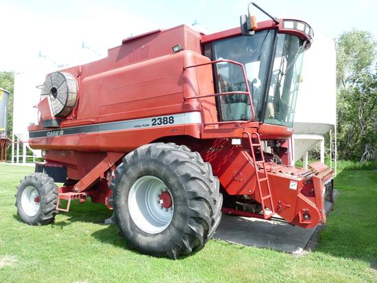 Allen Clow Estate Clean Farm Equipment Auction