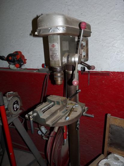 """5 spd 5/8"""" Drill Press"""