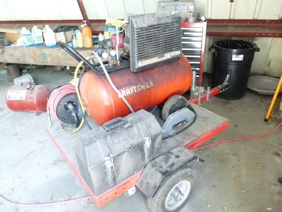Crafstman 5hp 30 Gallon Air Compressor