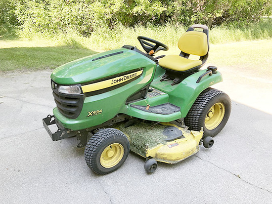 '07 John Deere 534 Lawn Tractor