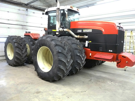 19th Annual Spring Equipment Auction