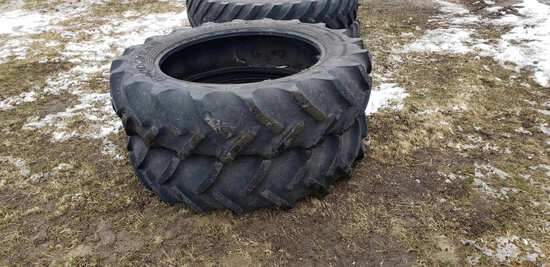"""2-380/80R38""""Tractor Tires"""
