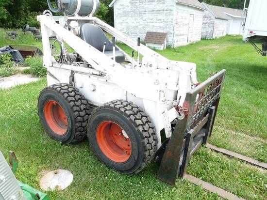 Melroe Bobcat M610 Skidsteer