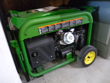 John Deere Portable Generator