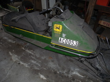 (2) John Deere 400 Snowcats