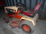 Vintage Case 118 Lawn Tractor