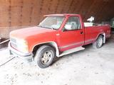 1992 Chevy Half Ton 4x4 Pickup
