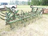 John Deere C-10 18' 3pt Cultivator