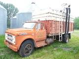 '67 Chevy Single Axle Truck with Tender