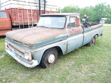 60's Chevy 3/4 Ton 4x2 Pickup
