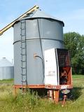 GT 5880 Continuous Flow Grain Dryer