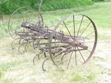 Vintage 8' Cultivator