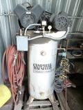 Campbell Hausfeld Upright Air Compressor