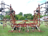 Wilrich 34' Chisel Plow with Harrows
