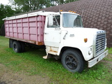 '70s Ford 600 Single Axle Truck