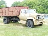 '70s GMC 6000 Single Axle Truck