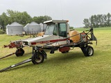 Melroe 104 Spray Coop with Cab