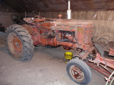 M-McCormick Wide Front Tractor