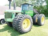 John Deere 8640 4 Wheel Drive Tractor
