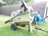 Snowcoe Rotary Grain Screener
