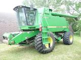 John Deere 9610 Rear Wheel Assist Combine