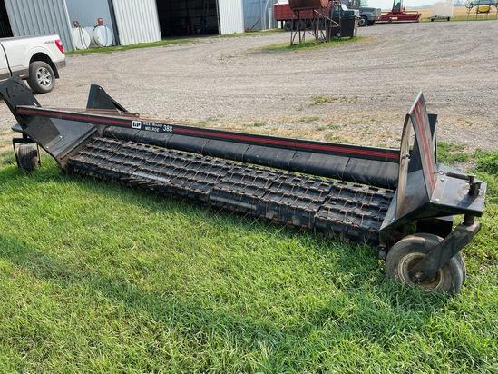Melroe 388 7 Belt Pickup
