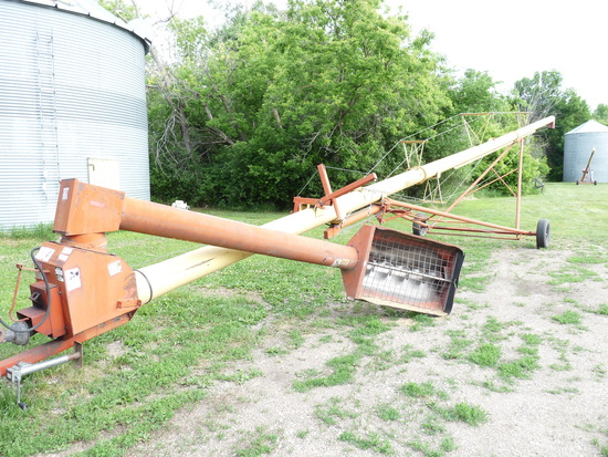 Westfield MK 100-71' Mechanical Swing Out Auger